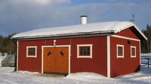 Stall 6,0 x 9,6 m