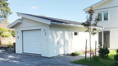 Garage 4,8 x 9,6 m